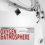WIDEBAND NETWORK - Oxygen & Atmosphere EP (Front Cover)