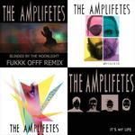AMPLIFETES, The - The Amplifetes (remixes) (Front Cover)