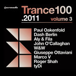 VARIOUS - Trance 100: 2011 Vol 3 (Front Cover)