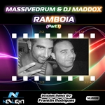 MASSIVEDRUM/DJ MADDOX - Ramboia (Part 1) (Front Cover)