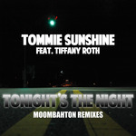 TOMMIE SUNSHINE feat TIFFANY ROTH - Tonight's The Night (Front Cover)