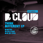 B CLOUD - Think Different EP (Back Cover)