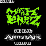 VARIOUS - Mash BarZ One Year: Antistatic Takeover (Front Cover)