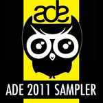 VARIOUS - ADE Sampler 2011 (Front Cover)