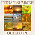 VARIOUS - Indian Summer Chillout (Autumn Lounge Cafe Sunset Moods) (Front Cover)