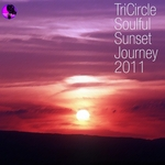 VARIOUS - TriCircle Soulful Sunset Journey 2011 (Front Cover)