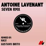 LAVENANT, Antoine - Seven Remixes Ep (Front Cover)