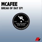 MCAFEE - Brak Of Day EP (Front Cover)