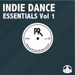VARIOUS - Indie Dance Essentials Vol 1 (Front Cover)