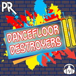 VARIOUS - Dancefloor Destroyers Vol 1 (Front Cover)