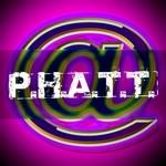 PHATT - @ Phatt (Front Cover)