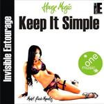 INVISIBLE ENTOURAGE - Keep It Simple (Front Cover)