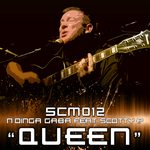 N DINGA GABA feat SCOTTY P - Queen (Front Cover)
