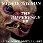 WILSON, Stevie - The Difference EP (Front Cover)