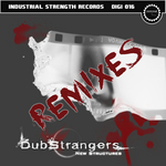 DUBSTRANGERS - New Structures Remixes (Front Cover)