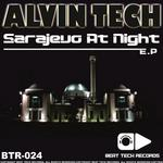 TECH, Alvin - Sarajevo At Night (Front Cover)