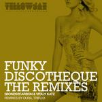 5BONDS2CARBON & VITALY KATZ - Funky Discotheque (The remixes) (Front Cover)