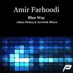 FARHOODI, Amir - Blue Way (Front Cover)