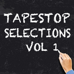 VARIOUS - Tapestop Selections Vol 1 (Front Cover)