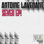 LAVENANT, Antoine - Seven EP (Front Cover)