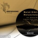 BORAL KIBIL - Melancholy (Front Cover)