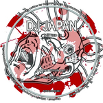 DJ JAPAN - The Red EP (Front Cover)
