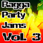 TOTALCULT/RUFKUTT/DIRTY DUBSTERS/SOME DJ/RELATIVE FUNK SOUNDSYSTEM - Ragga Party Jams Vol 3 (Front Cover)
