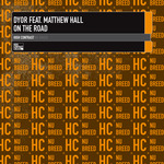 DYOR feat MATTHEW HALL - On The Road (Front Cover)