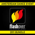 VARIOUS - Flashover Recordings Amsterdam Dance Event 2011 (Front Cover)