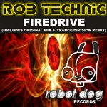 TECHNIC, Rob - Firedrive (Front Cover)