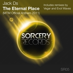 JACK DS - The Eternal Place (MTM Official Anthem 2011) (Front Cover)