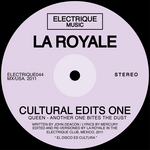 LA ROYALE - Cultural Edits One (Front Cover)