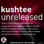 VARIOUS - Kushtee Unreleased (Front Cover)