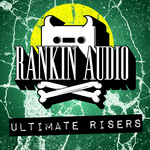 RANKIN AUDIO - Ultimate Risers (Sample Pack WAV) (Front Cover)