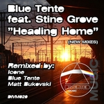 BLUE TENTE feat STINE GROVE - Heading Home 2011 (Front Cover)