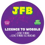 JFB - Licence To Wobble (Back Cover)