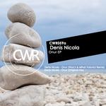 NICOLA, Denis - Onur EP (Front Cover)
