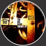 G8 - Big Bang Theory EP (Front Cover)