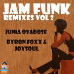 JAM FUNK - Jam Funk Remixes Vol 2 (Front Cover)