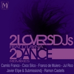 2LOVERSDJS - 2dance (remixes) (Front Cover)