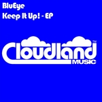 BLUEYE - Keep It Up! EP (Front Cover)