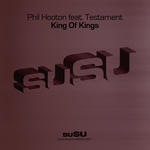 HOOTON, Phil feat TESTAMENT - King Of Kings (Front Cover)
