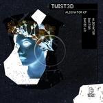 TWIST3D - Alienator EP (Front Cover)