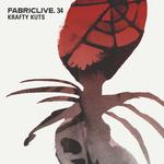KRAFTY KUTS - FABRICLIVE 34: Krafty Kuts (Front Cover)