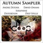 DETOXX, Andre/DAVID ONIANI/SERAPHINE/DISTORTION/DEEP SPELLE - DeepWit Autumn Sampler (Front Cover)