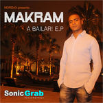 MAKRAM - A Bailar! EP (Front Cover)