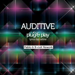 AUDITIVE - Plug & Play (Front Cover)