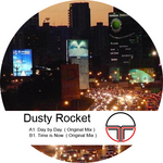 DUSTY ROCKET - Day By Day (Front Cover)