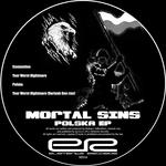 MORTAL SINS - Polska Ep (Front Cover)