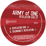 ARMY OF ONE - Revelation Dub EP (Front Cover)
